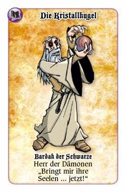 Ja, Herr und Meister! Karten