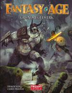 Fantasy AGE als Hardcover und als PDF