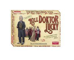 Kill Doktor Lucky Deluxe Jubiläumsausgabe im Druck