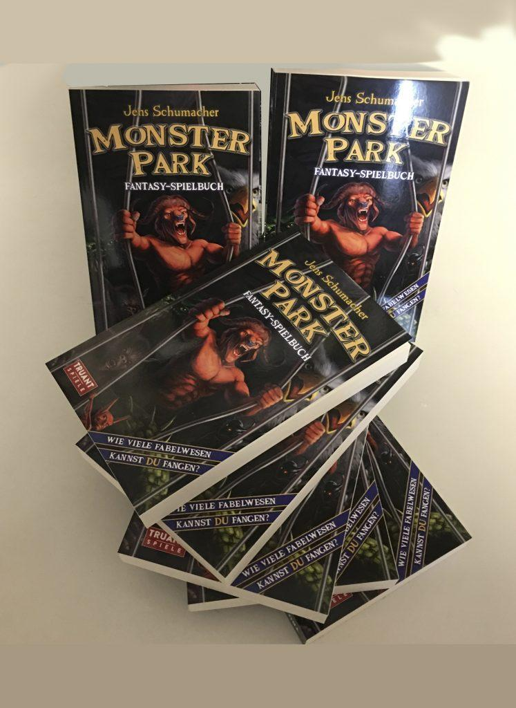 Ork und Monsterpark im Vertrieb
