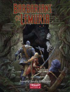 Barbarians of Lemuria: Mythic Edition by Filigree Forge ...