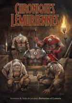 Stand der Dinge bei Barbarians of Lemuria